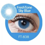 Sky Blue ft-838